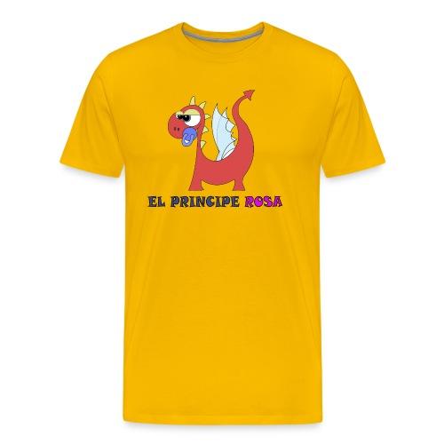 dragonpete - Camiseta premium hombre