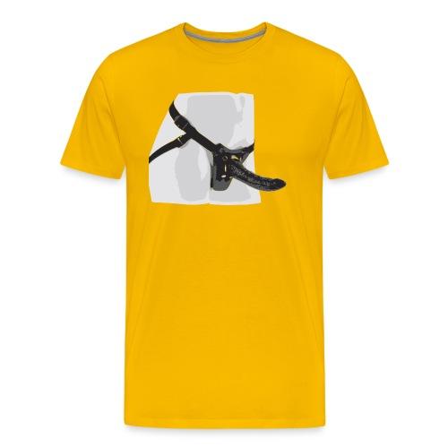 strap on geschenk - Männer Premium T-Shirt