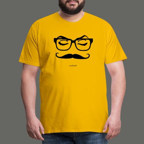 Mousteyeche Longo - nero- - Maglietta Premium da uomo