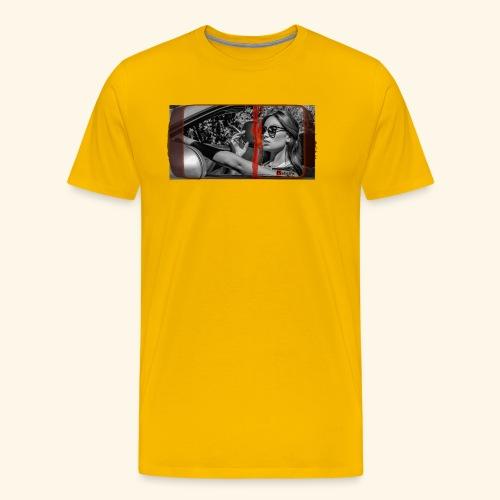 SUNGLASS - T-shirt Premium Homme