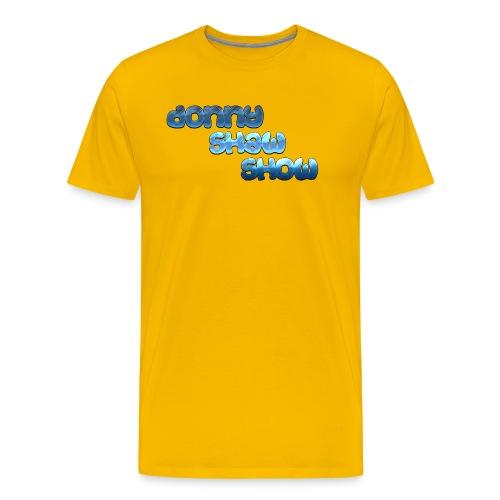 Donny shaw show logo - Men's Premium T-Shirt