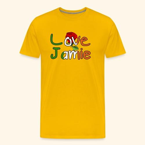 Jlove - Men's Premium T-Shirt