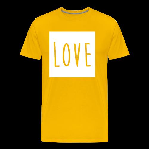 Love Women - Men's Premium T-Shirt