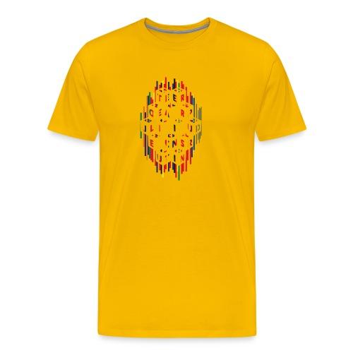 TERIUC_ARWORK_200PPI - Männer Premium T-Shirt
