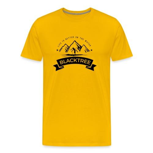 Alpin Super - Männer Premium T-Shirt