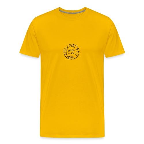 Light it up - Herre premium T-shirt
