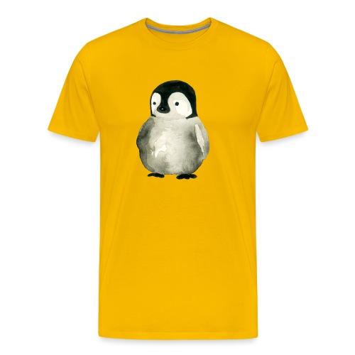 Pinguin PNG - Männer Premium T-Shirt