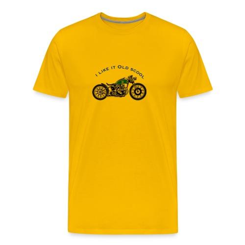 bobber - Männer Premium T-Shirt