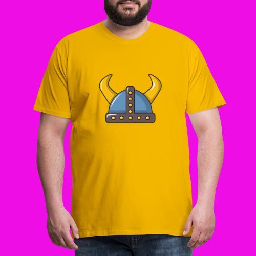 1000descarga 1 vectorized - Camiseta premium hombre