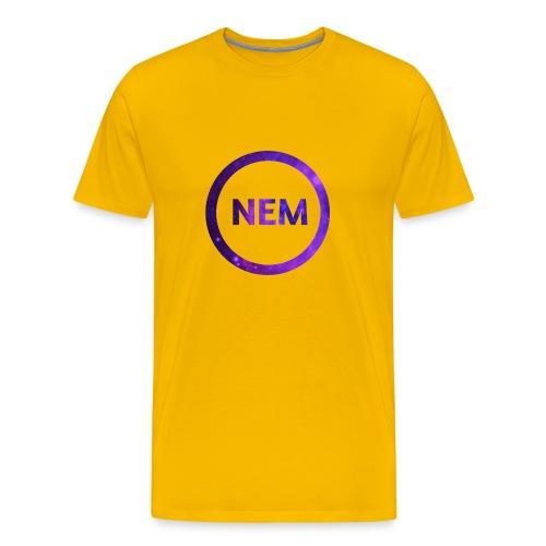 NEM OWNER - Miesten premium t-paita