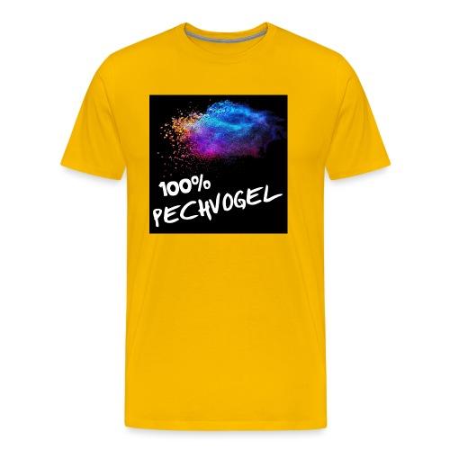 Pechvogel - Männer Premium T-Shirt