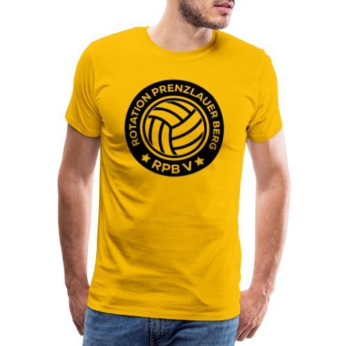RPB Emblem Stamp - Männer Premium T-Shirt