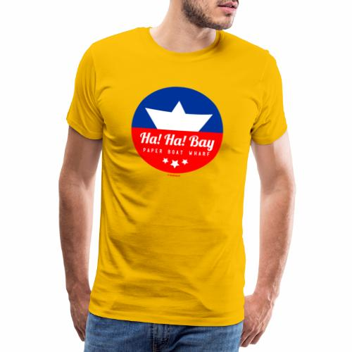Ha! Ha! - Mannen Premium T-shirt