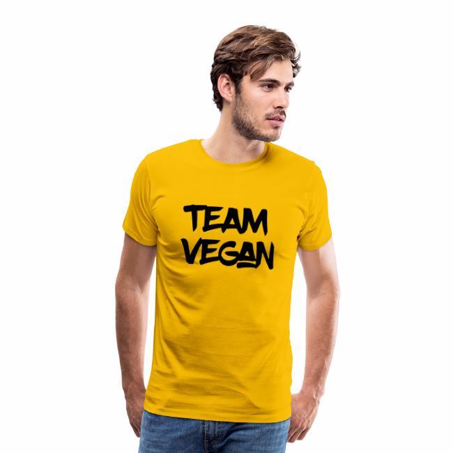 Black Design Team Vegan