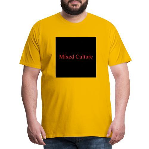 Mixed Culture - Männer Premium T-Shirt