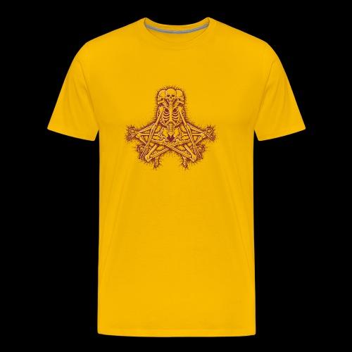 Triskeleton - Männer Premium T-Shirt
