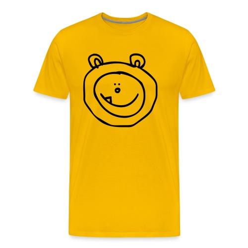 sneeuwbeer - Mannen Premium T-shirt