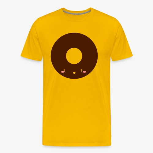 Happy Doughnut All Ages Perfect Gift - Men's Premium T-Shirt