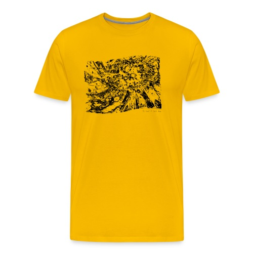 The Land Is Good Here - Men's Premium T-Shirt