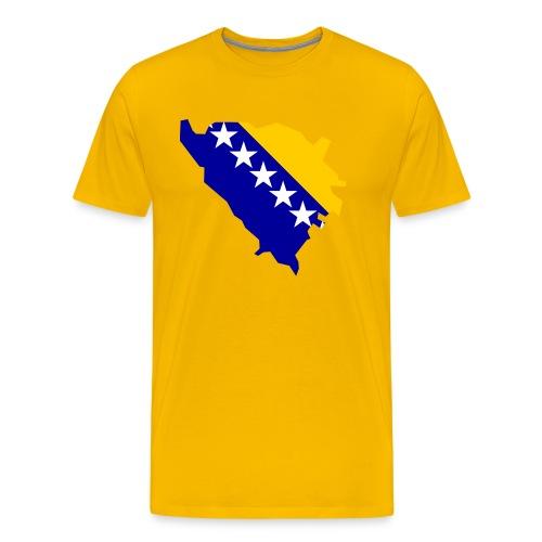 Bosnia Herzegovina - Mannen Premium T-shirt