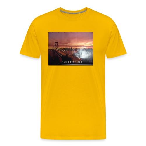 Geillllllloooooo - Männer Premium T-Shirt