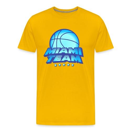 miami team - T-shirt Premium Homme