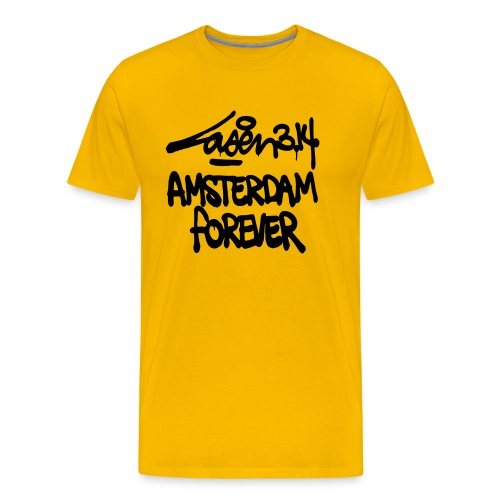 amsterdamforever Iphone - Men's Premium T-Shirt