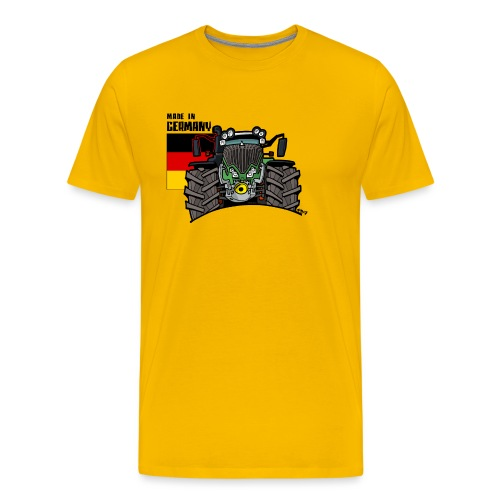 made in germany F - Mannen Premium T-shirt