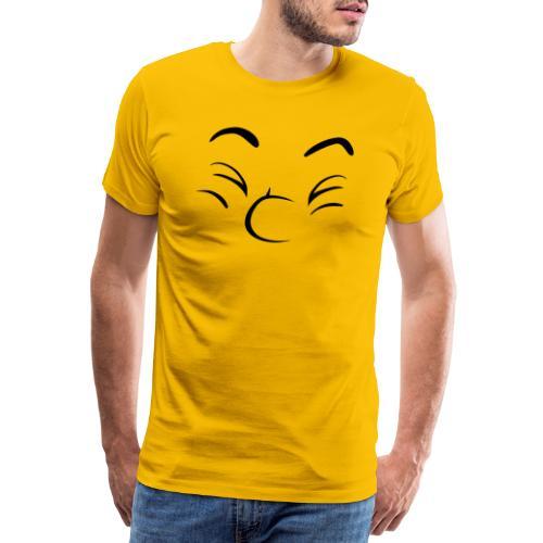 Bonne humeur - T-shirt Premium Homme