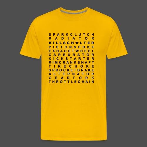 ONE - Männer Premium T-Shirt