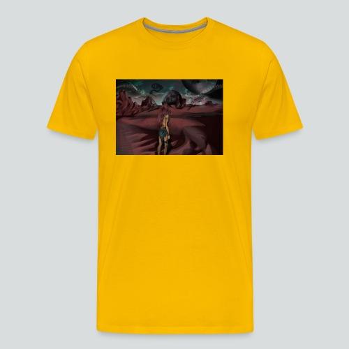While I' m still here - T-shirt Premium Homme