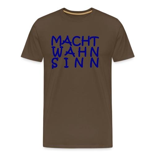 WORTKunstwort 21.1 - Männer Premium T-Shirt
