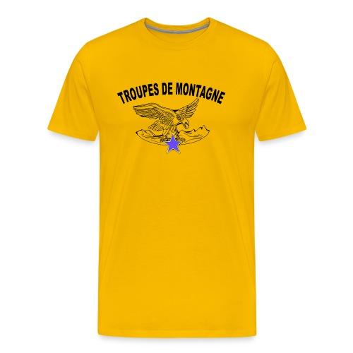 choucasTDM dos - T-shirt Premium Homme