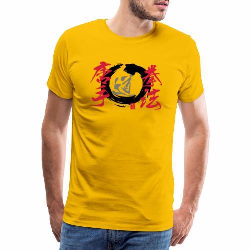 enso - Männer Premium T-Shirt