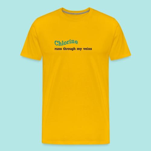 Chlorine Kit Bag - Men's Premium T-Shirt