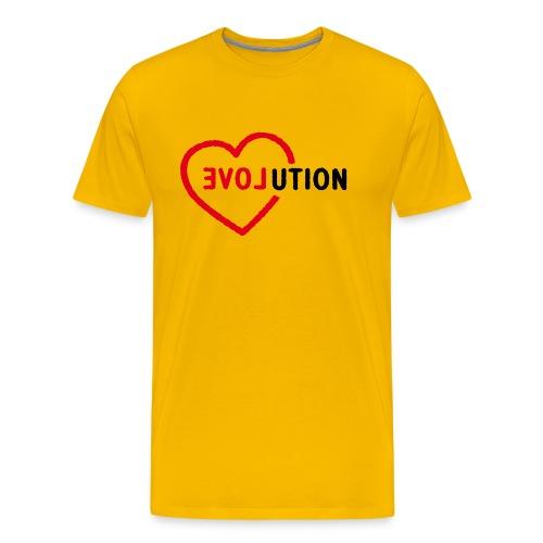 evolution by Punktzebra brands - Männer Premium T-Shirt