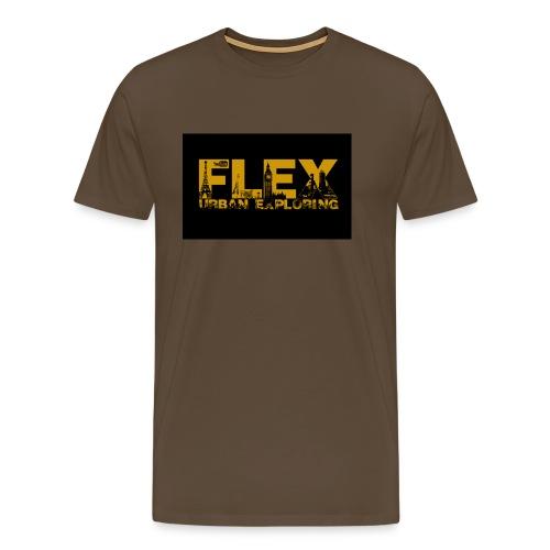 FlexUrban - Men's Premium T-Shirt