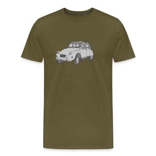 Ma Deuch est fantastique - T-shirt Premium Homme