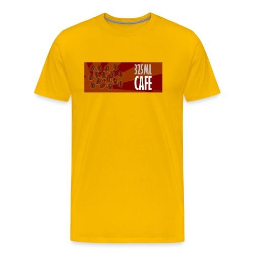 325 ml café - #HDC - T-shirt Premium Homme