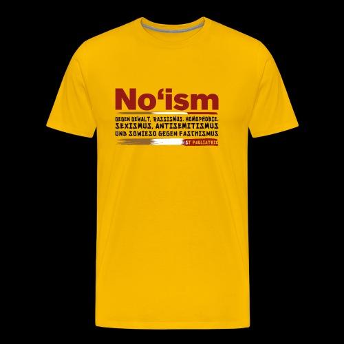 St. Pauliatrie No'ism - Männer Premium T-Shirt