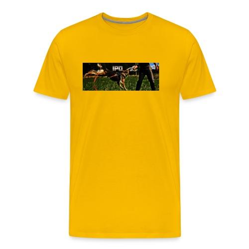 ipo - Premium-T-shirt herr