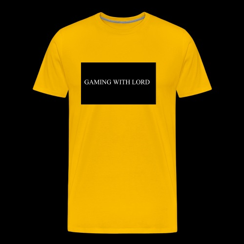 pizap-com14609259110511 - Men's Premium T-Shirt