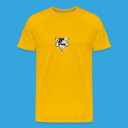 Fox - Pet - Mannen Premium T-shirt