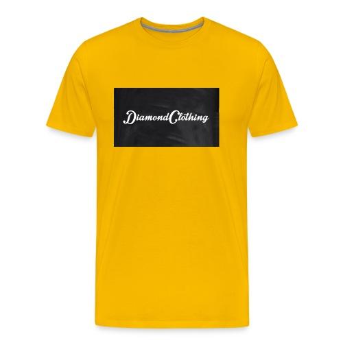 Diamond Clothing Original - Men's Premium T-Shirt