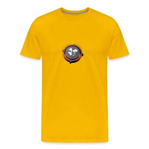 19878 2CViPeR EDITS LOGO - Men's Premium T-Shirt