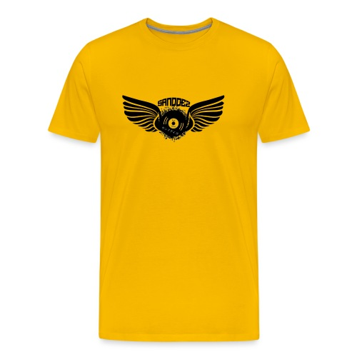 dj sanddez - Camiseta premium hombre