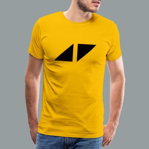 Avicci logo - Camiseta premium hombre