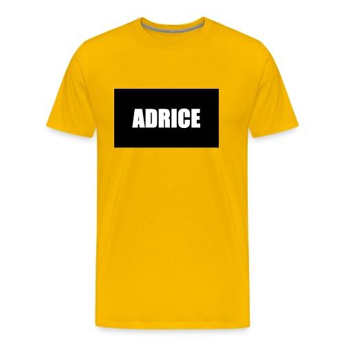 Adrice - Premium-T-shirt herr