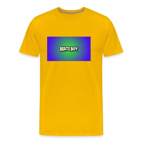 Beatz Boy - Men's Premium T-Shirt