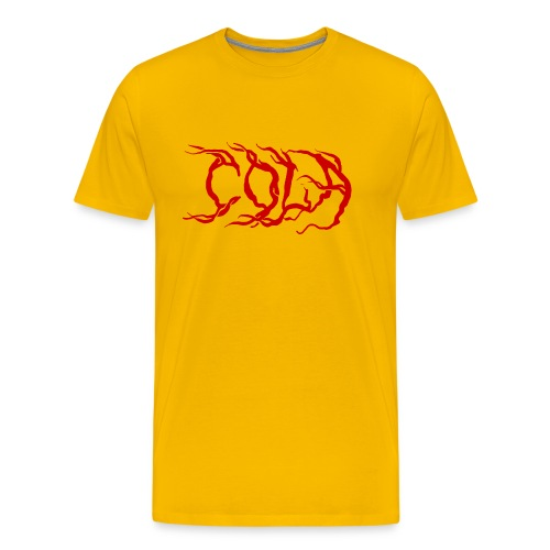 Cola Thrashed - Men's Premium T-Shirt